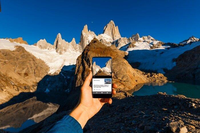 Google Lens nasıl çalışır