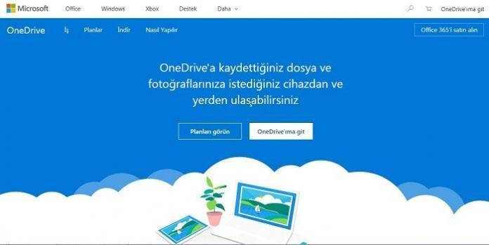 OneDrive nedir