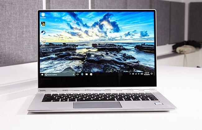 Lenovo Yoga 910 Ekran