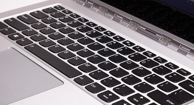 Lenovo Yoga 910 Klavye