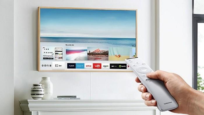 Samsung The Frame TV inceleme