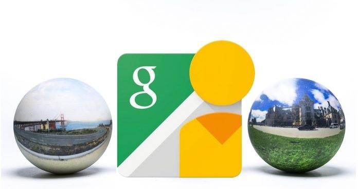 Street View ile Android ve iOS Cihazlarda 360 Derece Fotoğraflar Oluşturmak