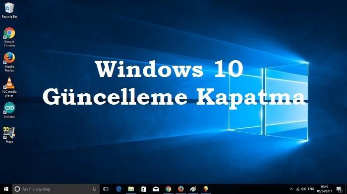 windows-update secenekleri