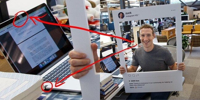 mark zuckerberg laptop kamerasini neden kapatti