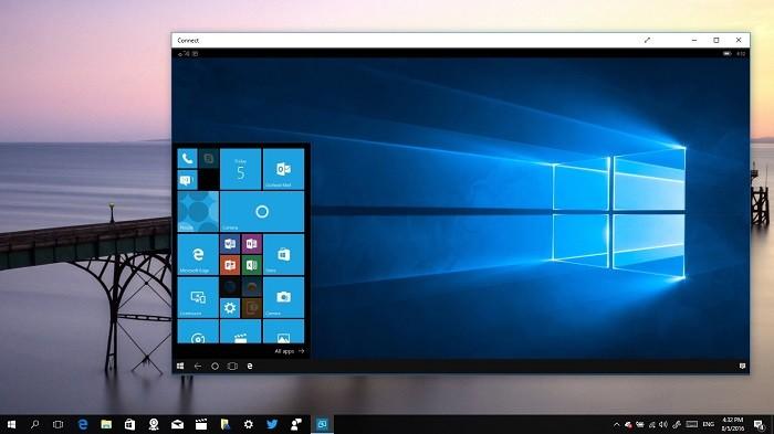 Telefonu Windows 10 Bilgisayara Kablosuz Bağlama
