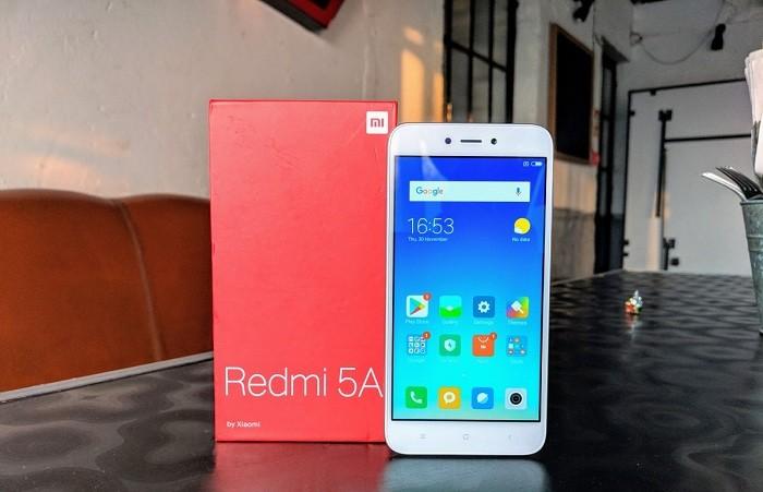 A101 Xiaomi Redmi 5A inceleme