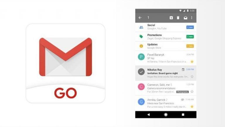 Gmail Go Nedir? Neden Kullanılmalı?