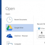 Google Drive Windows 10
