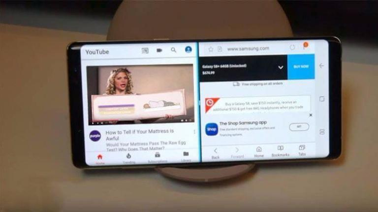 Samsung Galaxy Note 8 Uygulama Çifti Özelliği Nasıl Kullanılır?