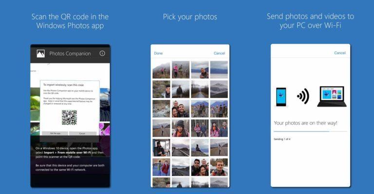 Microsoft Photos Companion Nedir? Photos Companion Kullanımı