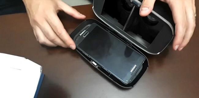 Piranha 3D sanal gerceklik gozlugu telefon nasil takiliyor