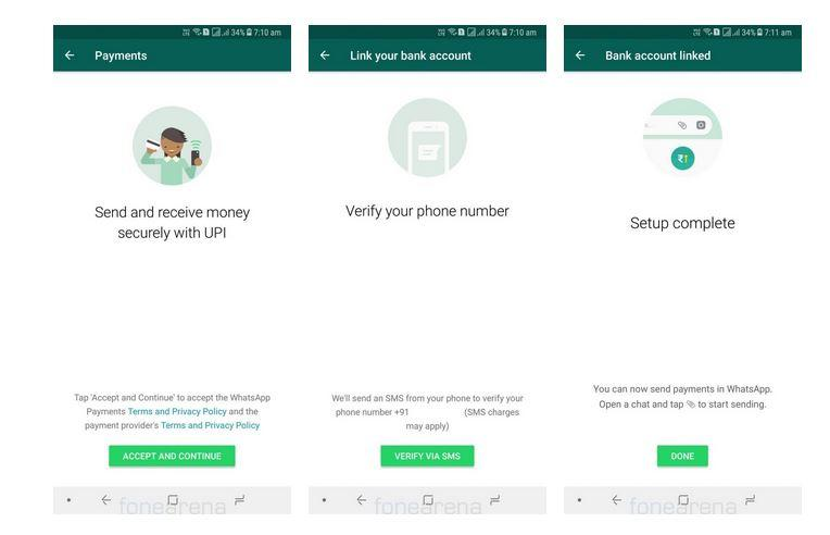 WhatsApp İle Para Gönderimi