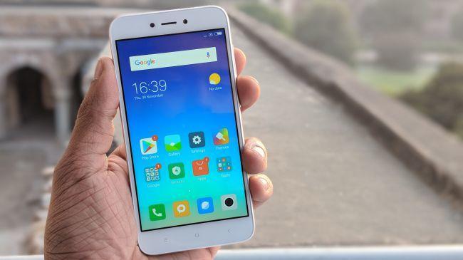 Xiaomi Redmi 5A tasarim