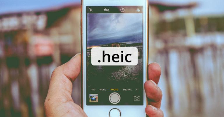 iOS 11 HEIC Fotoğraf Formatını JPEG Formatına Çevirme