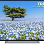 Toshiba 55 inç Ultra HD (4K) TV