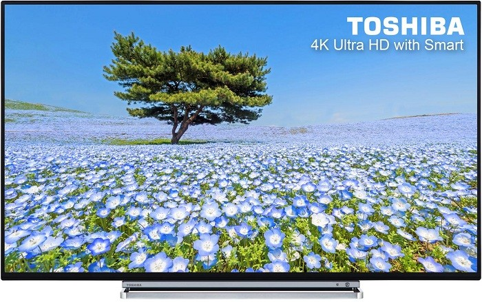 Toshiba 55 inç Ultra HD (4K) TV