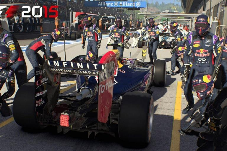 Steam F1 2015 Oyunu Ücretsiz Olarak Alma
