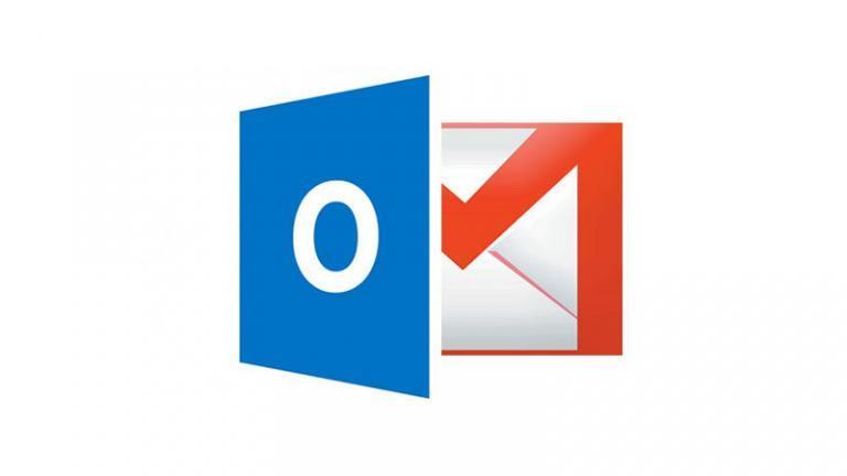 Outlook Mail ve Kişileri Gmail'e Aktarma