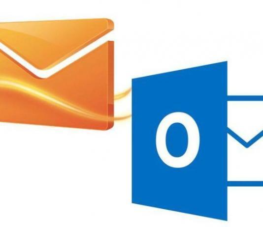 Outlook ve Windows Mail
