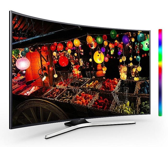 Samsung 55MU7350 UHD Smart Kavisli LED TV