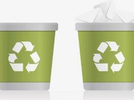 Çöp kutusundan silinen dosyaları geri getirme