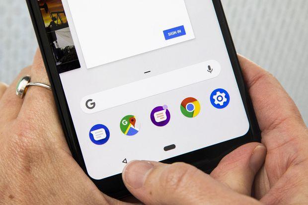 Android P Mesaj Bildirimleri