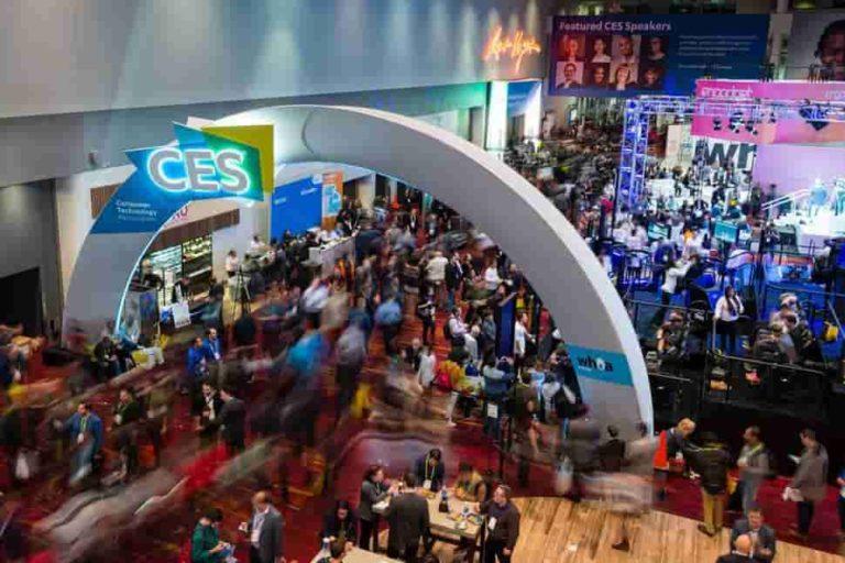 CES 2020 Tüketici Elektroniği Fuarı