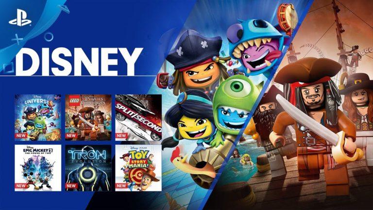 Artık PS4 Üzerinden Disney+ İzlenebilecek!