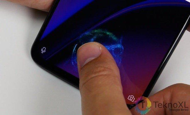 Akıllı telefon Ultrasonic parmak okuyucu ve optik okuyucu karşılaştırma