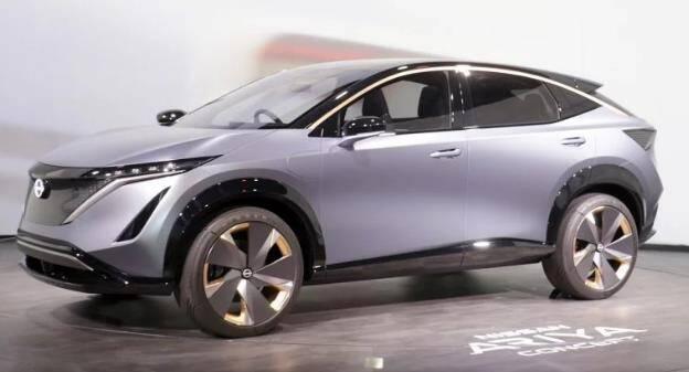 Nissan Tüm Elektrikli Araçları Dövecek!