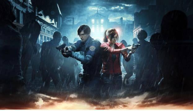 Resident Evil 2 Remake ve Monster Hunter World İçin Çıplak Mod!