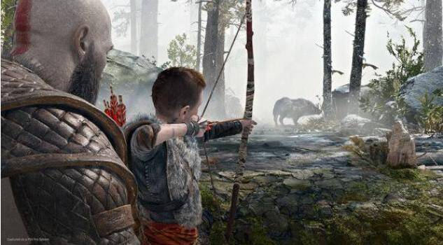 God of War 2 Ps5 İle Geliyor!