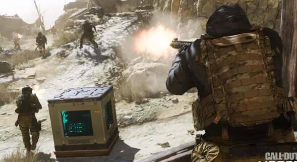 Call of Duty Yeni Güncelleme Geldi!