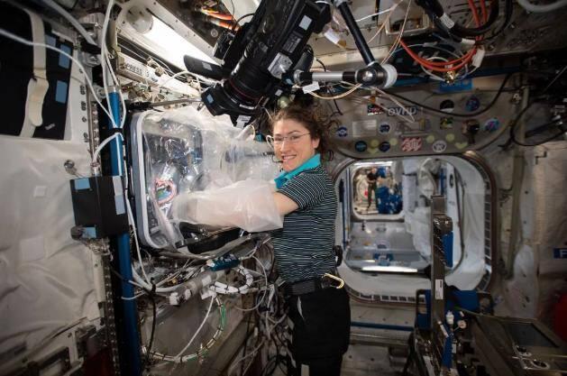 Uzay'da İnsan Organı Üretilebilir!