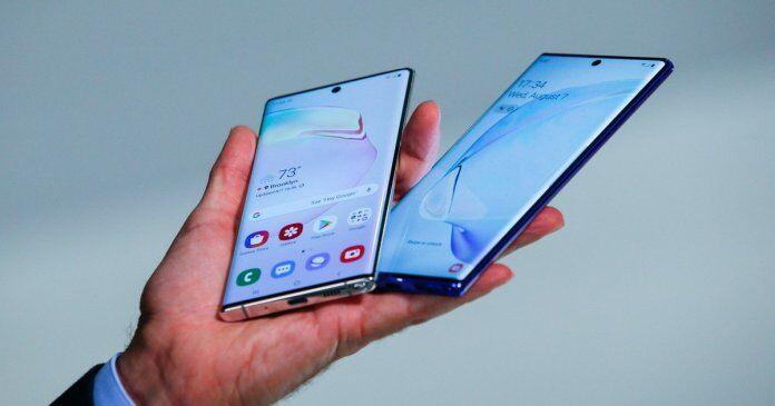 """Samsung'tan """"Hızlı Paylaşım"""" Özelliği Geliyor!"""