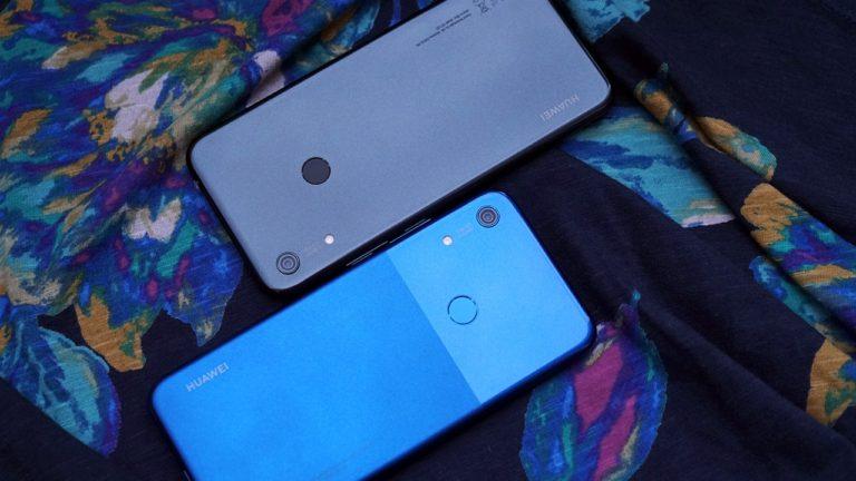 Huawei Y6s Tanıtıldı!