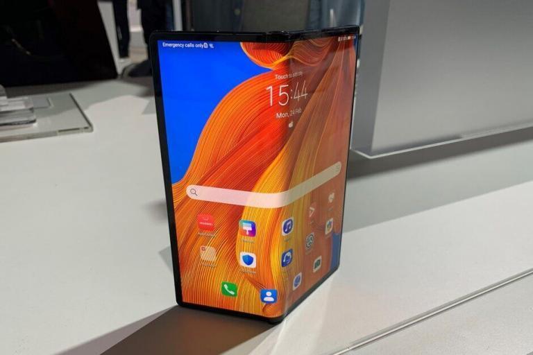 Huawei'nin Katlanabilir Telefonu Mate Xs Tanıtıldı!