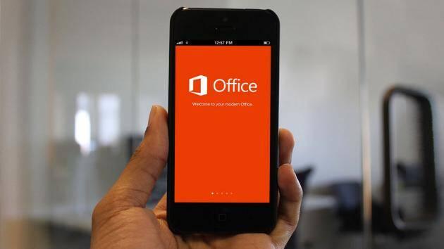 Microsoft, iOS Cihazları İçin Office Uygulamalarını Yeniden Tasarladı!