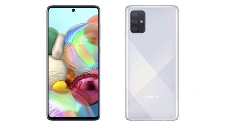 Samsung Galaxy A71 Satışa Sunuluyor!