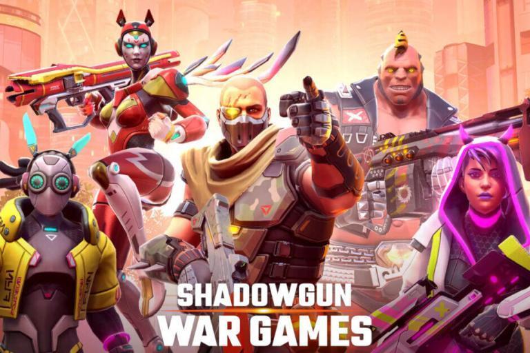 Shadowgun War Games Oyunu Android ve iOS'a Geliyor!