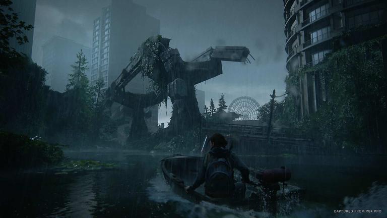 The Last of Us 2 Oyunu Ön Siparişe Açıldı!