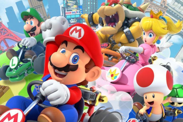 Mario Kart Çok Oyunculu Sürümü Yakında iOS'ta!