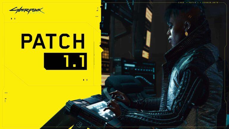 Cyberpunk 2077'nin İlk Büyük Yaması Yayınlandı!