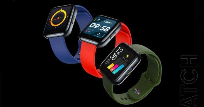 Realme Watch 2 Realme Watch 2-Pro 1