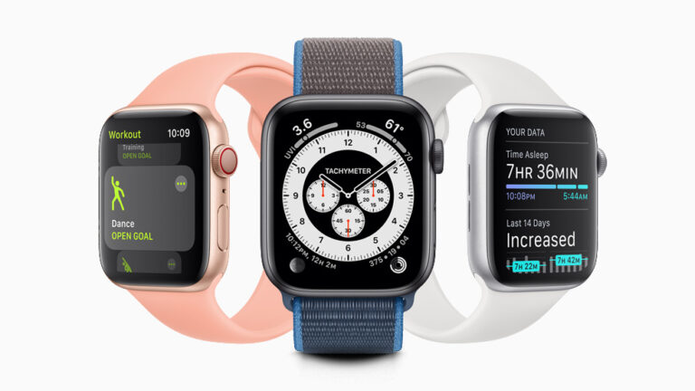 Yeni Apple watch 7 serisinin daha büyük ekran boyutları ile gelmesi bekleniyor!
